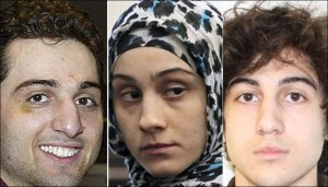 boston bomber's