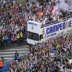 Spelers Real Madrid groots onthaald