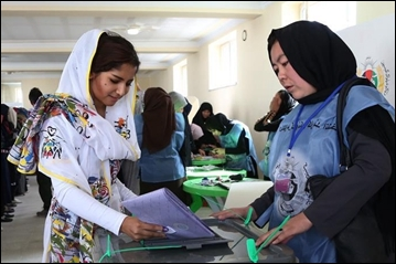 Voting for Afghan parliamentary elections concludes | Times